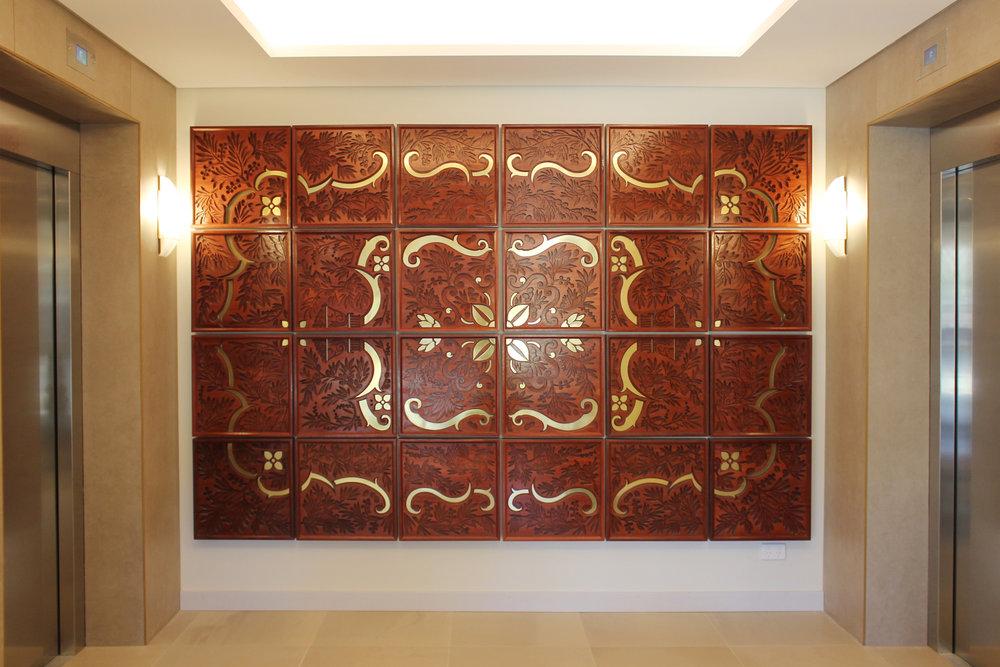 Lift Lobby |  Image Courtesy of   Abdul-Rahman Abdullah.com