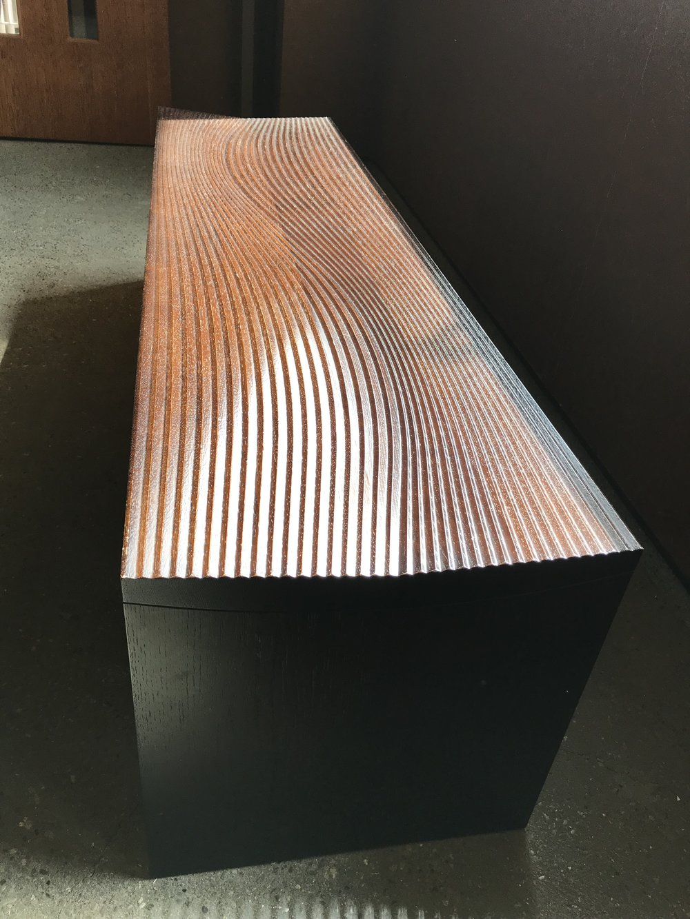 Beautiful simple piece of Japanese furniture design