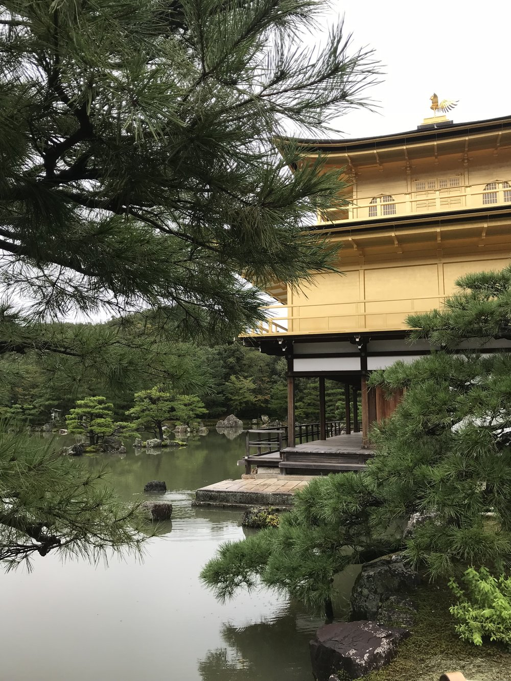 Kinkaku-ji Golden Temple, Kyoto