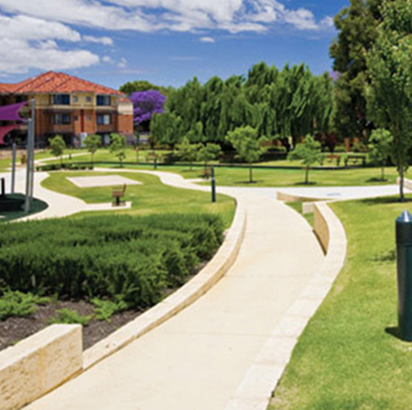 ACACIA LIVING GROUP, MENORA GARDENS   Aged Care Facility | Menora, Western Australia  178 place aged care facility located in picturesque Menora surrounded by beautifully landscaped gardens and parklands. De Fiddes Design completed a refurbishment of the second floor premium resident bedrooms and corridor areas. Design consultation services from concept to completion including finishes and fitout were also provided by de Fiddes Design. This project was completed in July 2017.