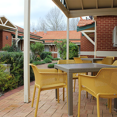 AMAROO CARE GROUP, MC MAHON   Aged Care Facility | Gosnells, West Australia  Significant refurbishment and redesign of 24 places for their dementia specific area. Design consultation services from concept to completion including finishes selections for build upgrade and fitout provided by de Fiddes Design. This project was completed in August 2018.
