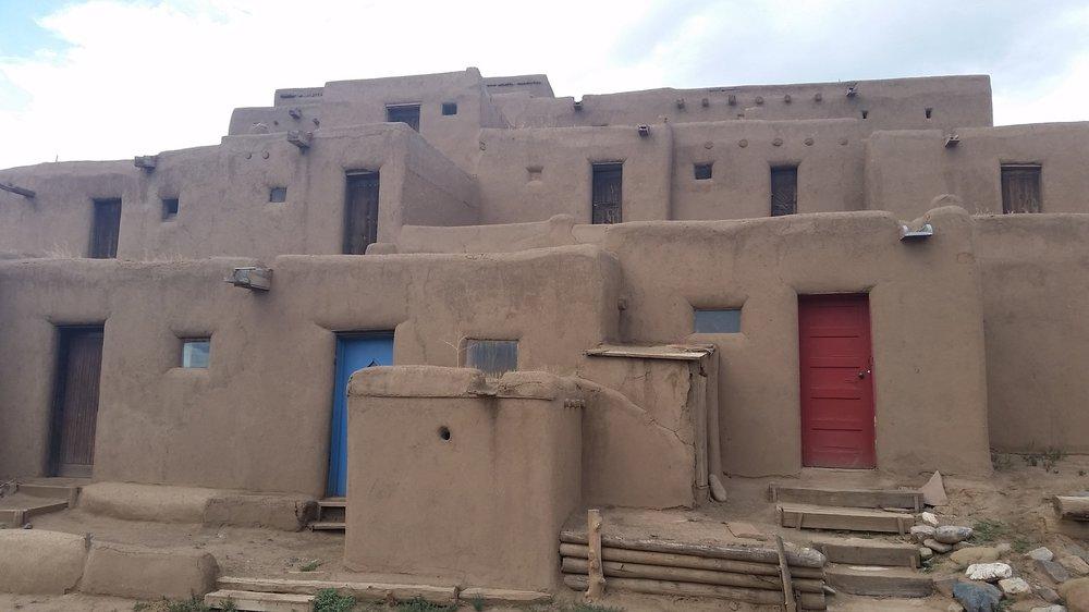 Taos Pueblo New Mexico U.S.A.