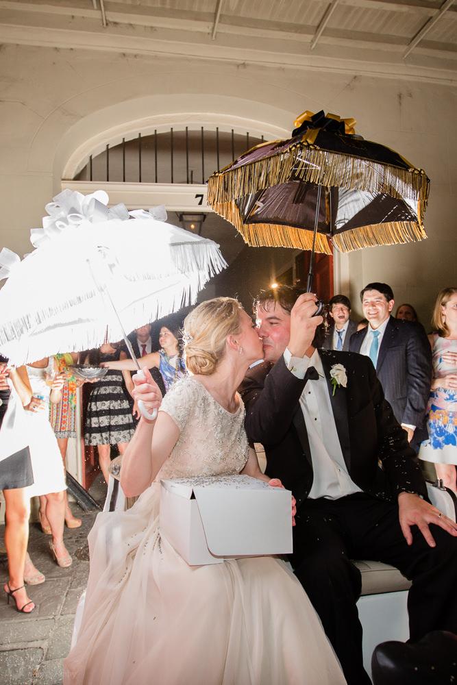 Photographs of Emily & Graham's New Orleans, LA wedding by wedding photographers Little Acorn Photography (Luke & Jackie Lucas).