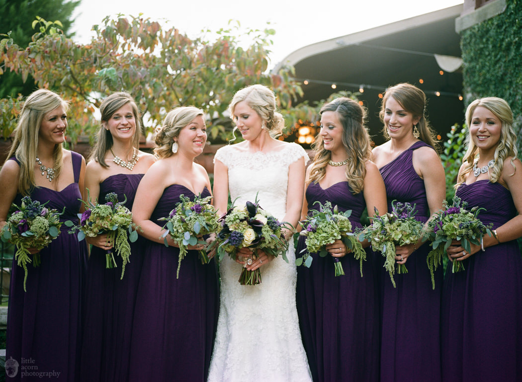 Photographs from Lauren & Brandon's Birmingham, AL wedding by Alabama wedding photographers Little Acorn Photography (Luke & Jackie Lucas).