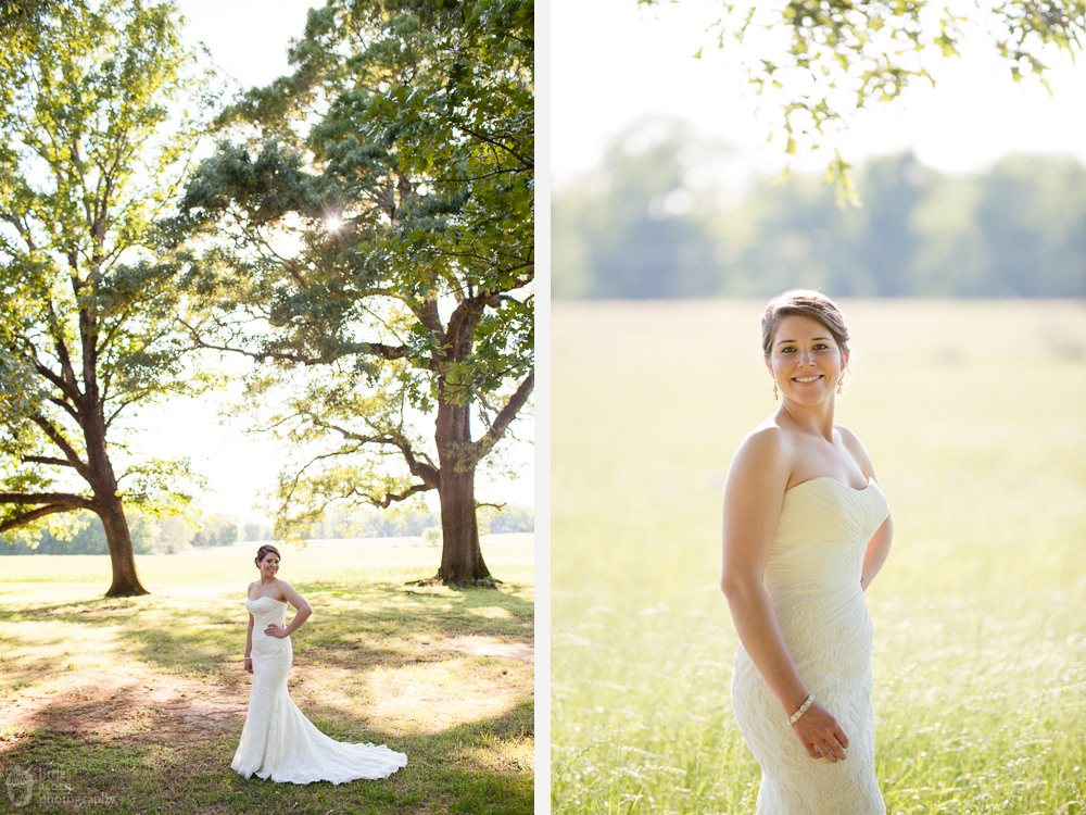 Photos of Alicia Daracott's bridal portrait session by Alabama wedding photographers Little Acorn Photography (Luke & Jackie Lucas).