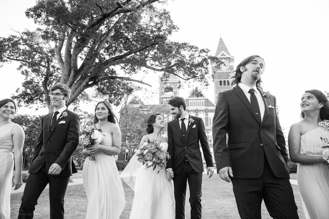 Photographs from James & Pam's Auburn, AL wedding by Alabama wedding photographers Little Acorn Photography (Luke & Jackie Lucas).