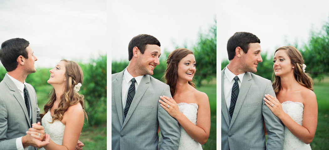 Photographs from Heather & Austin's Maplesville, AL wedding by Alabama wedding photographers Little Acorn Photography (Luke & Jackie Lucas).