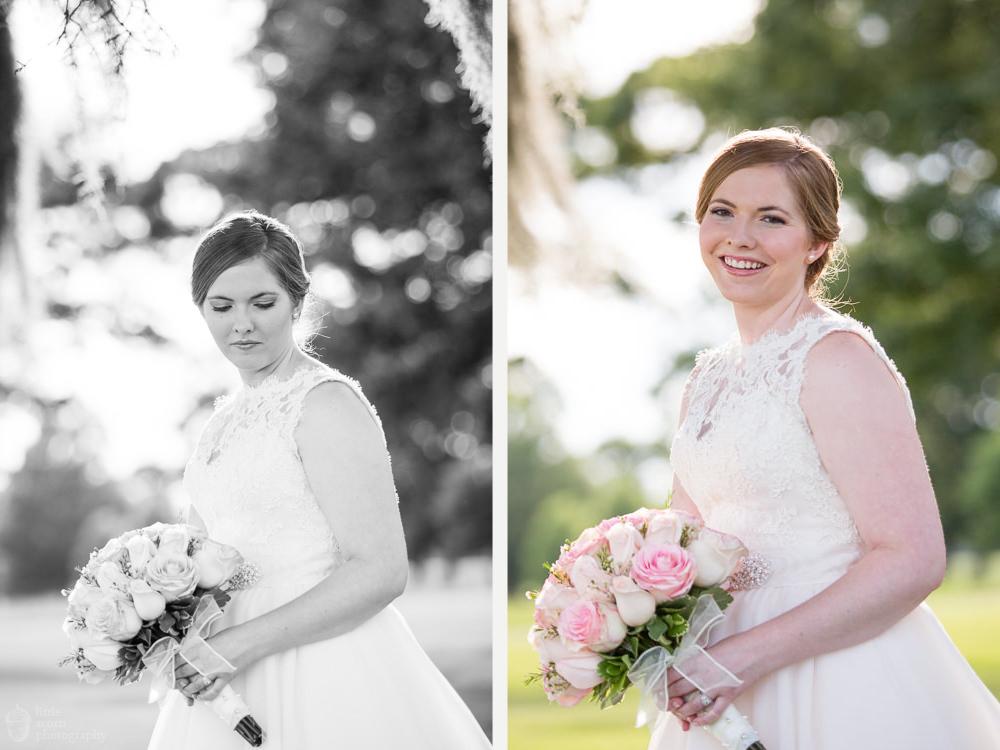 Photos of Whitney Harrison's bridal portrait session by Alabama wedding photographers Little Acorn Photography (Luke & Jackie Lucas).