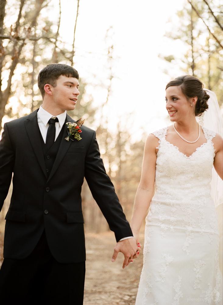 Photographs of Kate & Chase's York, AL wedding by Alabama wedding photographers Little Acorn Photography (Luke & Jackie Lucas).