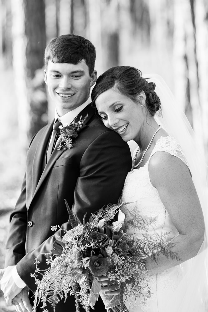 Photographs of Kate & Chase's York, AL wedding by Alabama wedding photographers Little Acorn Photography (Luke & Jackie Lucas).