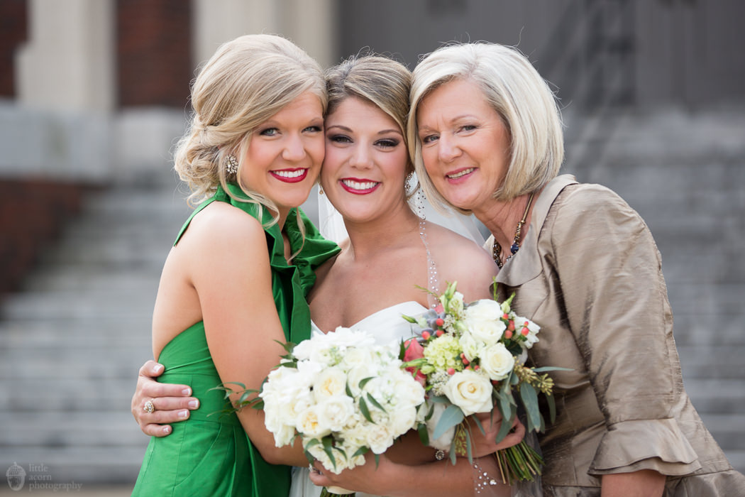 Photographs from Kelsey Braun & Rob Quinney's Tuscaloosa, AL wedding by Alabama wedding photographers Little Acorn Photography (Luke & Jackie Lucas).