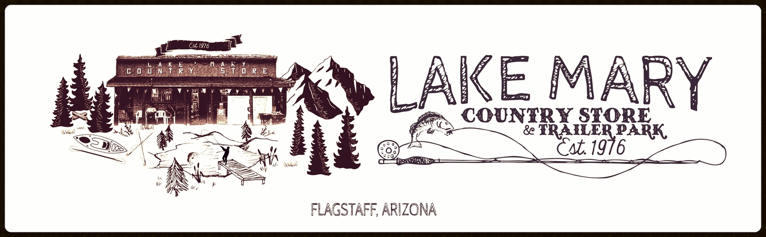 Lake Mary Country Store, Trailer Park, & Boat Rentals