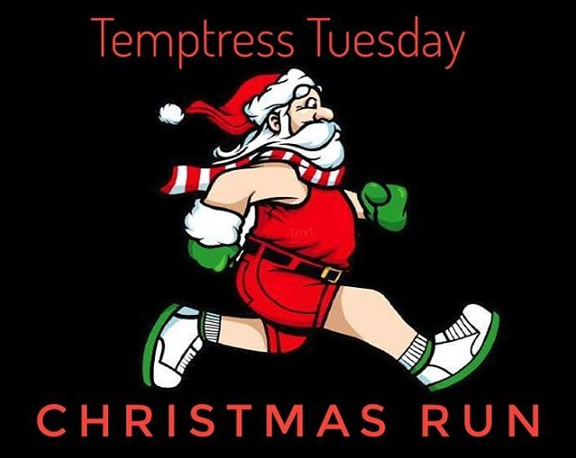 Jingle Bells, Jingle Bells, Jingle all the way.... Temptress Tuesday is next Tuesday, better be there HEY! 🎅 🎄 🏃🏻 December 19 @ 5:30am, Captain Burke Park (Holman Street)  #BTC #brisbanetriclub #trilife #swimbikerun #triathlon #brisbaneanyday #running #zeroathletic #brisbane #morningrun #ironman #training