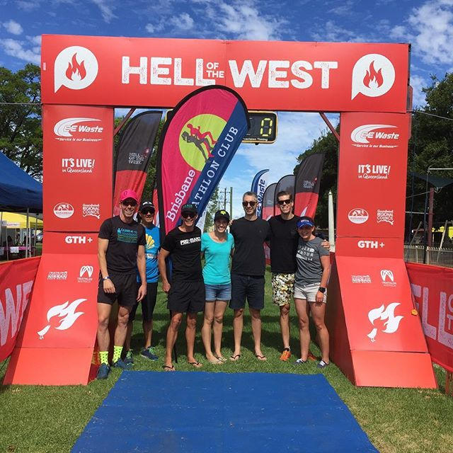 Some of the BTC crew in Goondiwindi for Hell of the West tomorrow. Good luck to all racing. #HOTW #triathlon #triathletelife