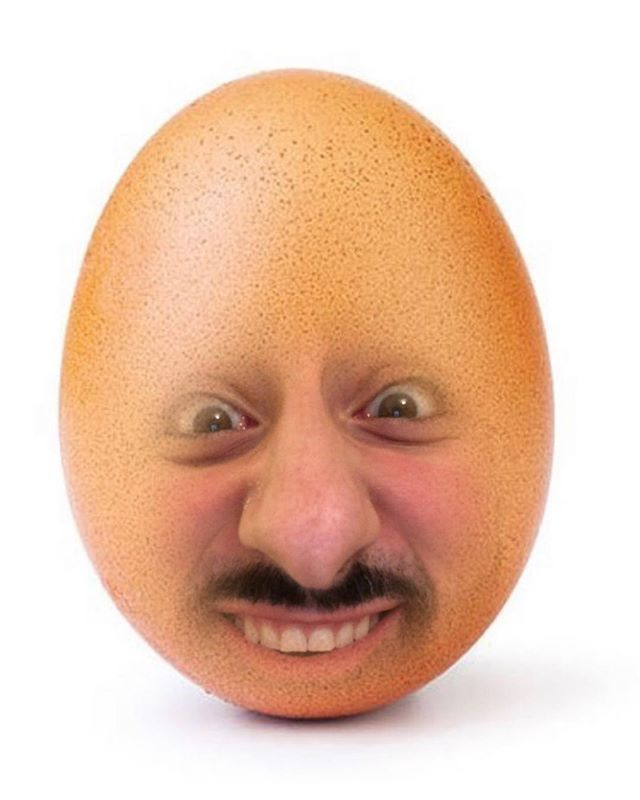 Thank you all for making us the most liked picture on @instagram! From myself and @world_record_egg and other fellow egg-heads, we salute you! 😂🥚😂 #egg #worldrecordegg #egghead