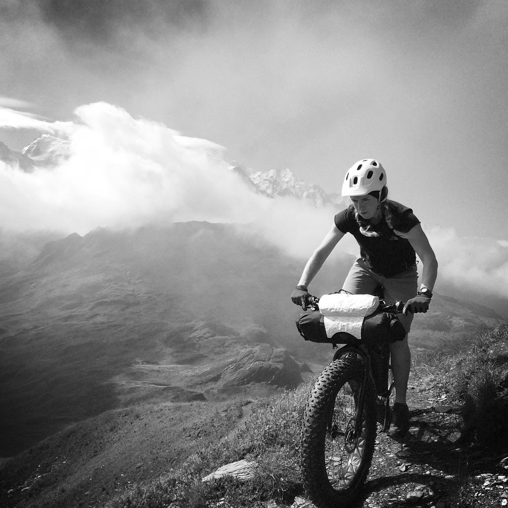 LEE CRAIGIE Former British Mountain Bike Champion and Commonwealth Games athlete turned self-supported mountain bike adventurer, Lee has spent the last 15 years using outdoor adventurous activities to make disadvantaged young people feel better about themselves. Co founder of The Adventure Syndicate.