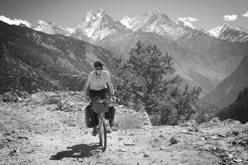 HARRIET PIKE Lady Pike is one half of Pikes on Bikes. She has travelled extensively by bike throughout the remote mountainous regions of the world but specialises in South America  and has written a guidebook to Peru's Great Divide Route. She is our go-to tech geek.