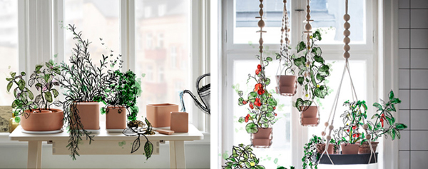Photo: Anvåndbar collection via IKEA