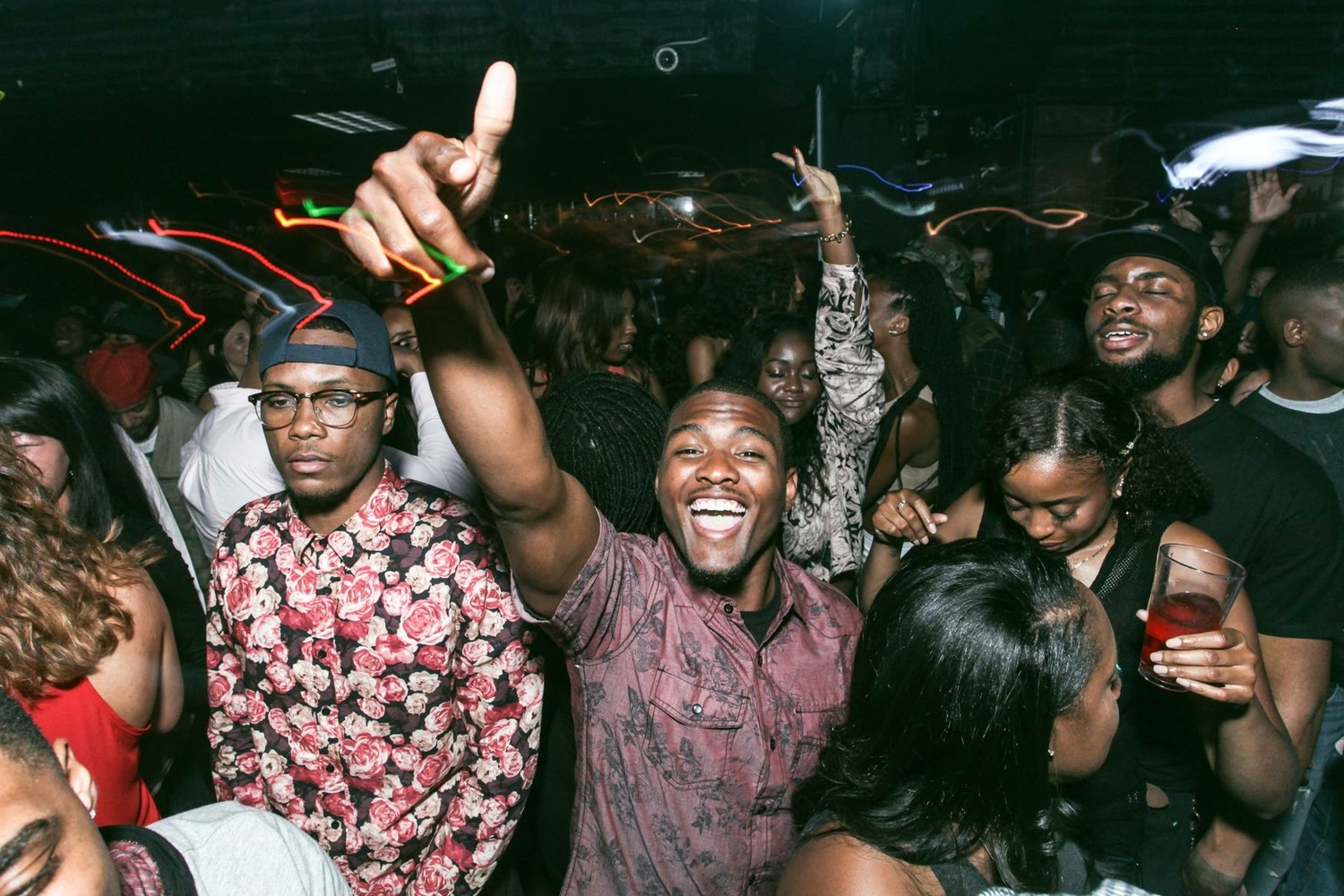Image result for black people at a party
