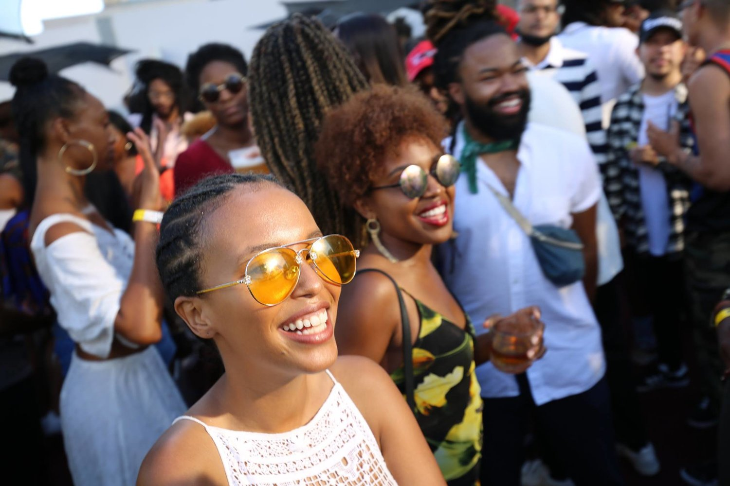 Image result for young black people at a party