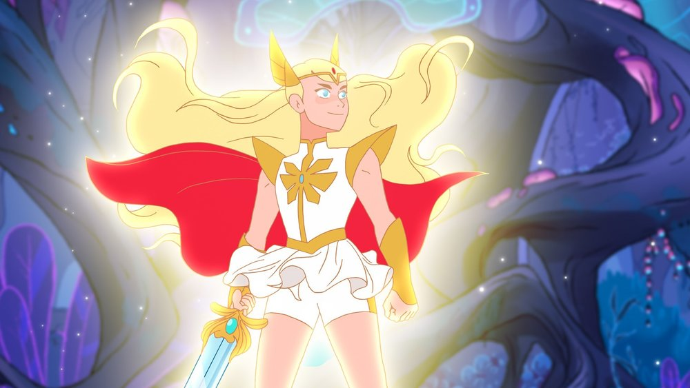 She-Ra DreamWorks VR Experience - DreamWorksTV, NetflixModeled and Textured Environment