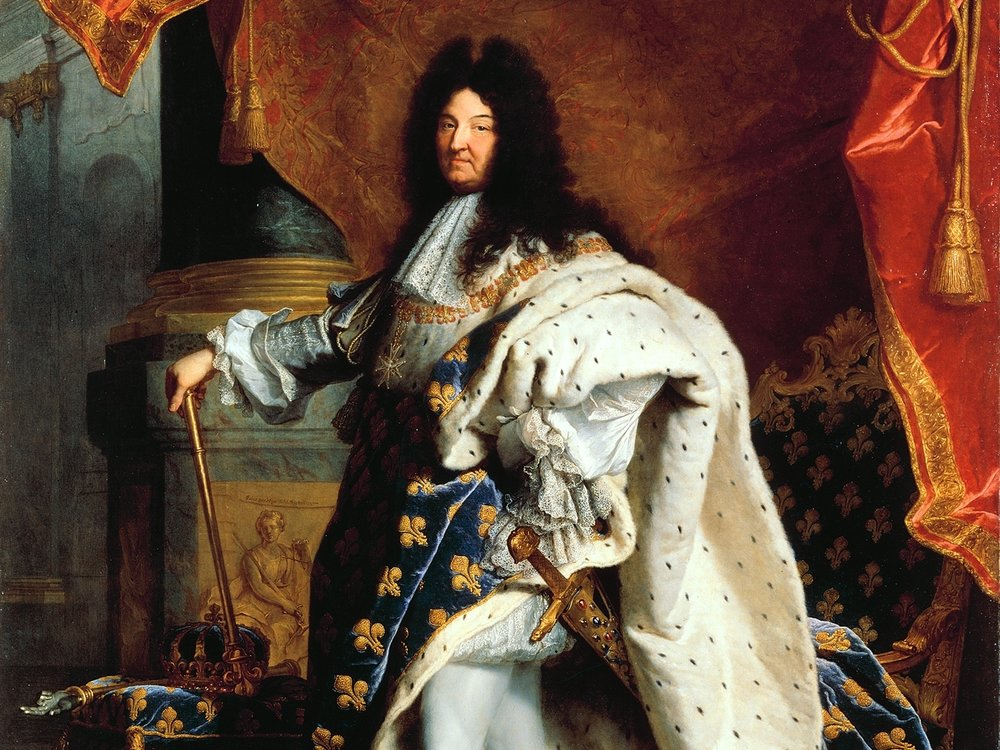 The Sun King Louis XIV ruled France as an absolute monarch. He expanded France's borders to make a powerful nation. He built Versailles his palace in 1682. Extravagance of the nobility made lower classes destitute.