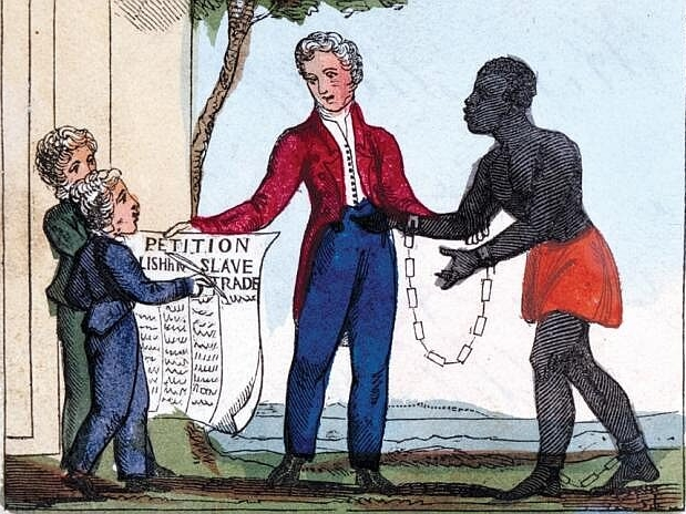 Abolitionists worked to make a law to abolish slavery. Former slaves, Quakers and reformed slave tradERS joined the noble fight. William Wilberforce pressed Parliament to outlaw slave trade. England PASSED the Slavery AboLITion Act in 1833.