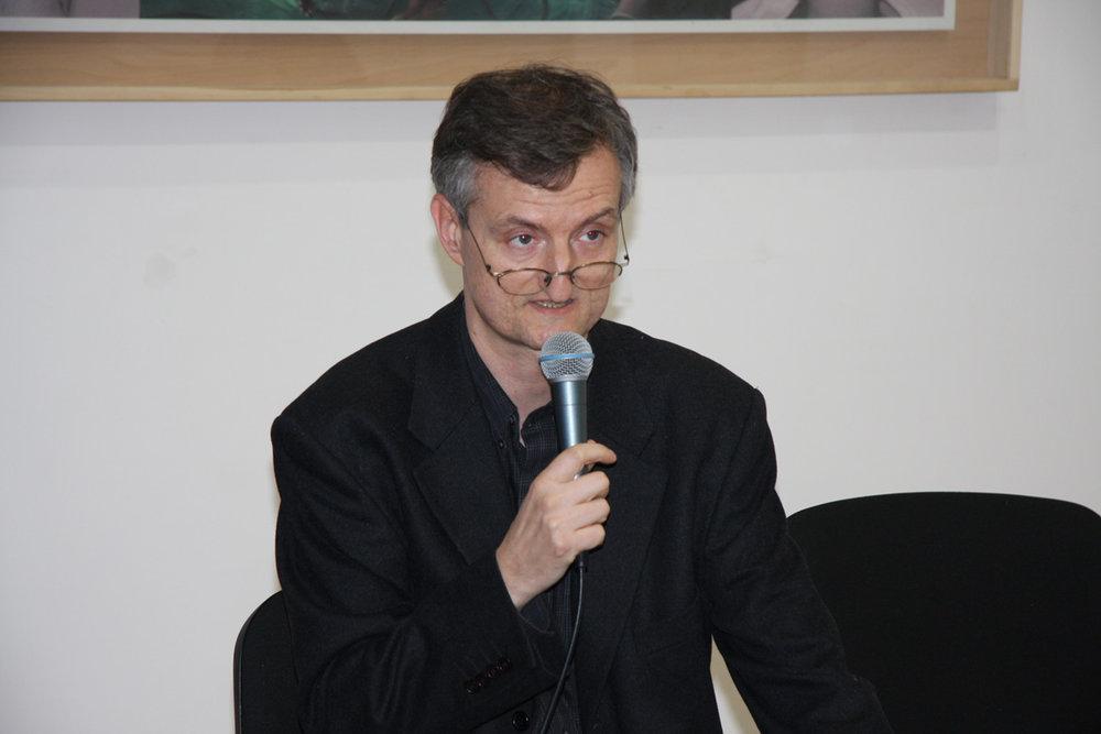 Ivan Milenković Predavanje Zaborav zaborava  8 april 2015 KCB   (3).jpg