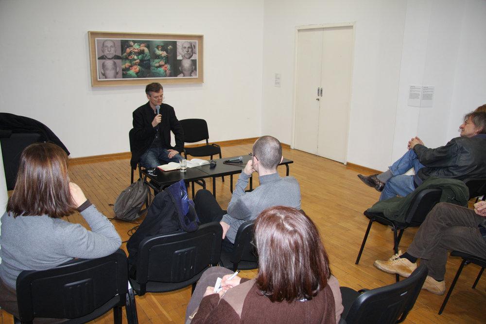 Ivan Milenković Predavanje Zaborav zaborava  8 april 2015 KCB   (2).jpg