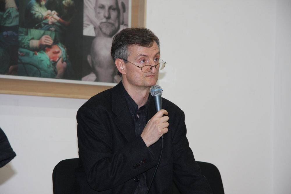 Ivan Milenković Predavanje Zaborav zaborava  8 april 2015 KCB   (4).JPG