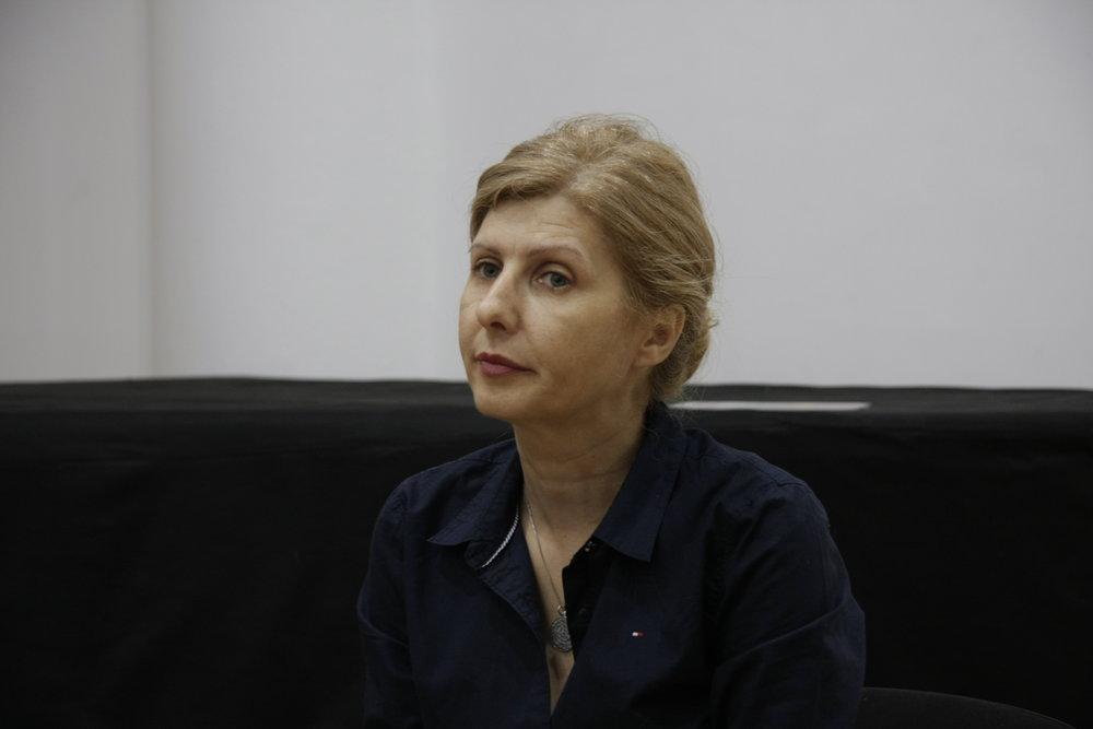 Olga Manojlović Pintar Predavanje Koncentrični krugovi pamćenja 16 jun 2015 KCB   (2).JPG
