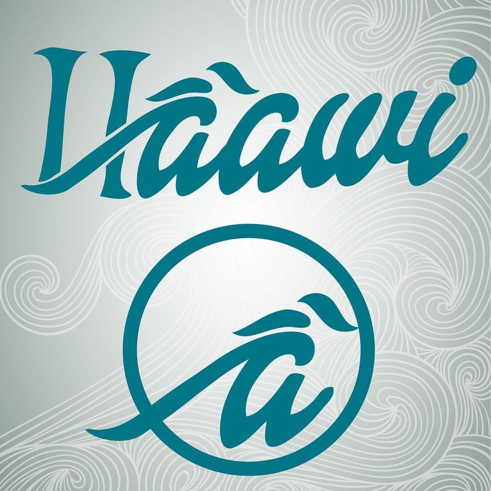 A sample of Cake Media's design work for Ha'awi.