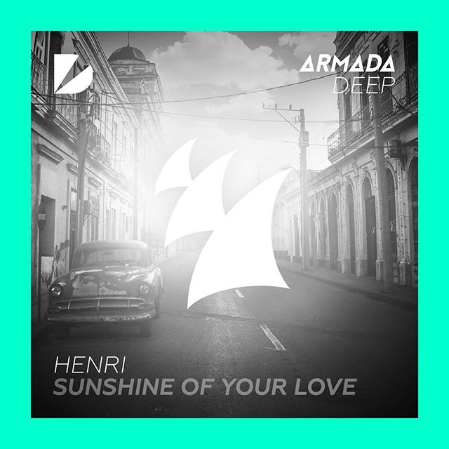 The wonderful @henri latest track 'SUNSHINE OF YOUR LOVE' has just been released on @armadadeep make sure you give this a listen and download the song. This is likely to be your summer anthem! The track is available @soundcloud @spotify. Head over to our website for further details on this amazing news. #decibellondon #henri #sunshineofyourlove #armadadeep #summeranthem #love #sunshine #music #newrelease