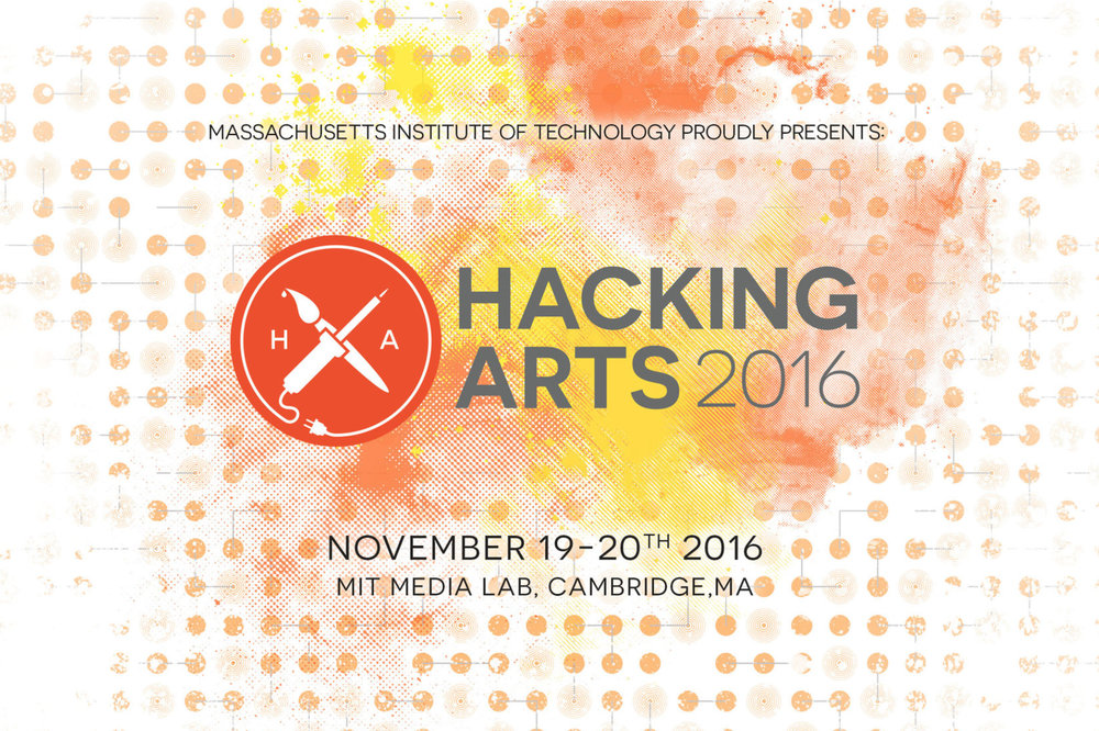 Conference In Boston Wednesday November >> Hacking Arts Conference At Mit Boston 19 11 2016 Martijn Van Strien