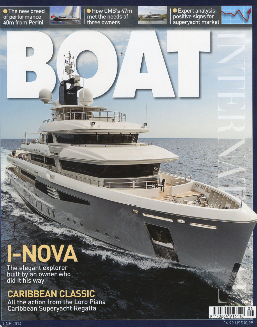 Boat International June 2014