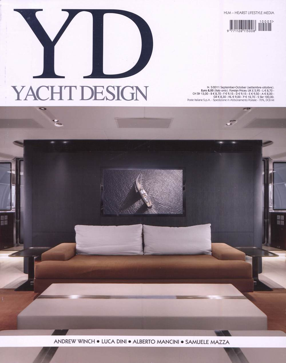 Yacht Design September/October 2011