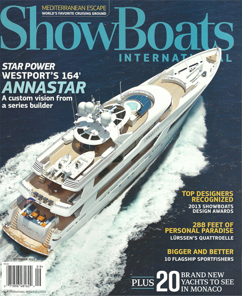Show Boats International September 2013