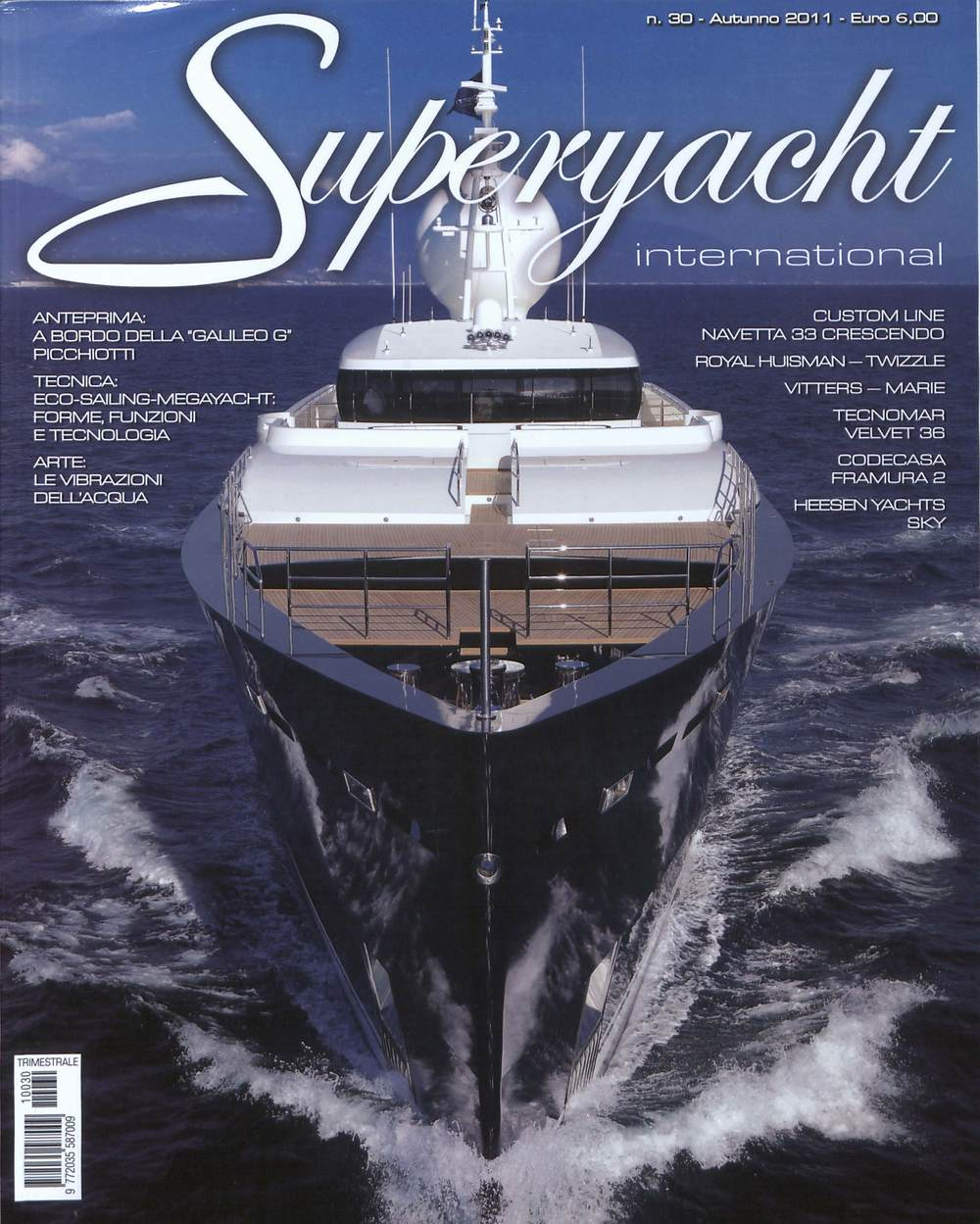 Superyacht International Autumn 2011