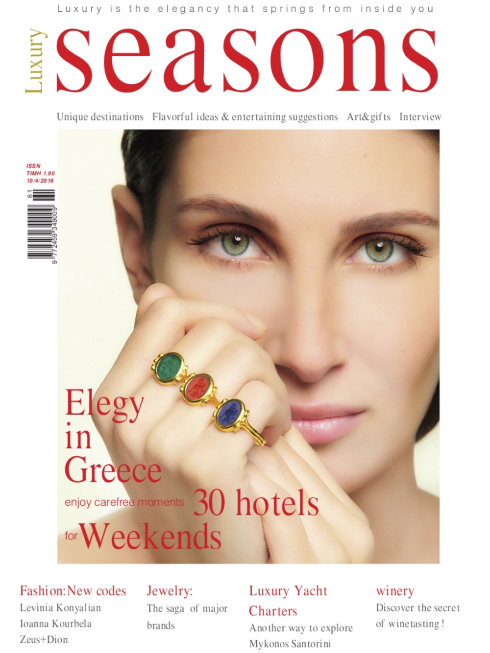 Luxury Seasons April 2016