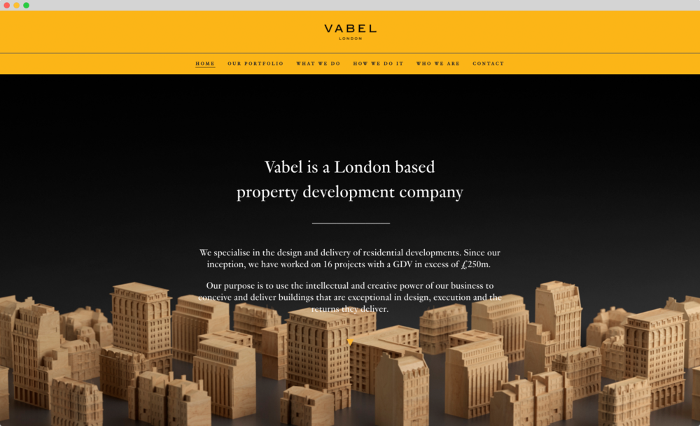 squarespace design development code project vabel squarestudio