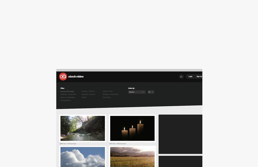 Squarespace Video Backgrounds | Stock Video Websites - XStockVideo | SquareStudio Plugins & Development