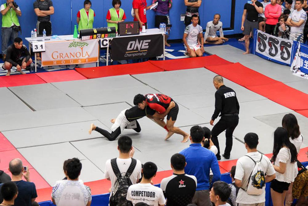 taiwan bjj championship