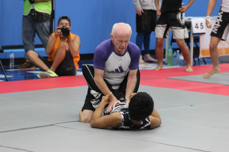 BJJ for all ages...