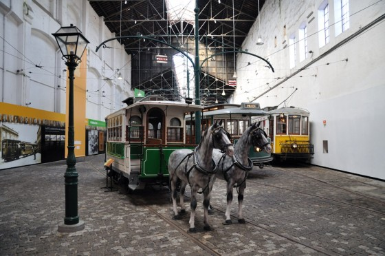 Oporto Museum of the Electric Car