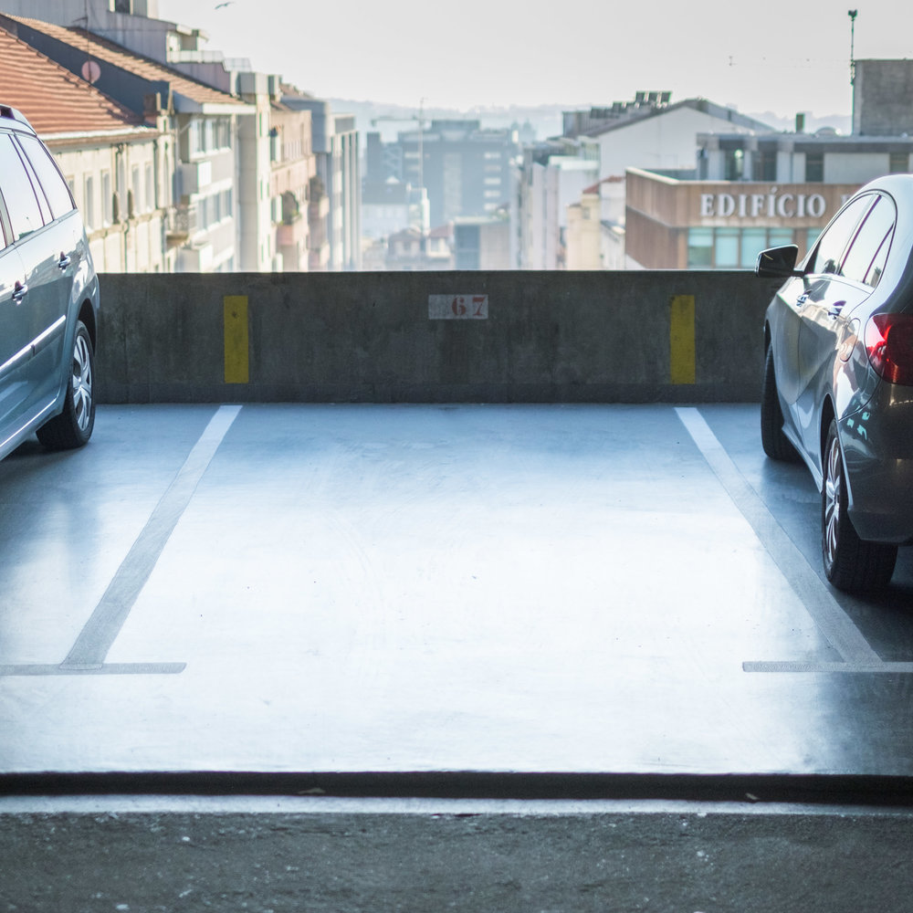 If you are booking one of our apartment's downtown Porto, don't worry about where to park your car! Let us know and we book the private space in the building's garage