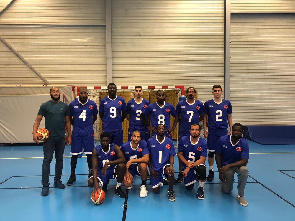 Equipe Senior 1 (Saison 2018-19)