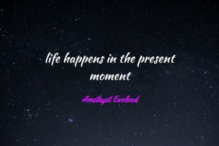 Meditation Present Moment Quote