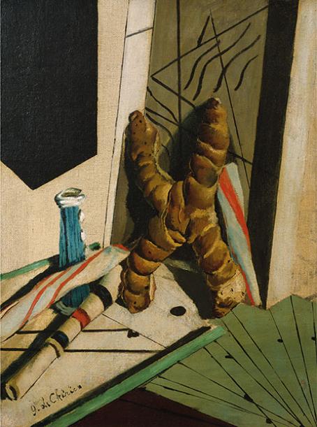 Giorgo de Chirico, Il linguaggio del bambino, 1916