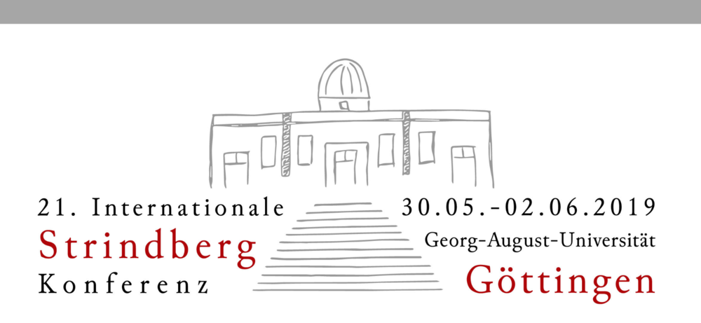 Go directly to the conference website:  https://strindberg2019.com/