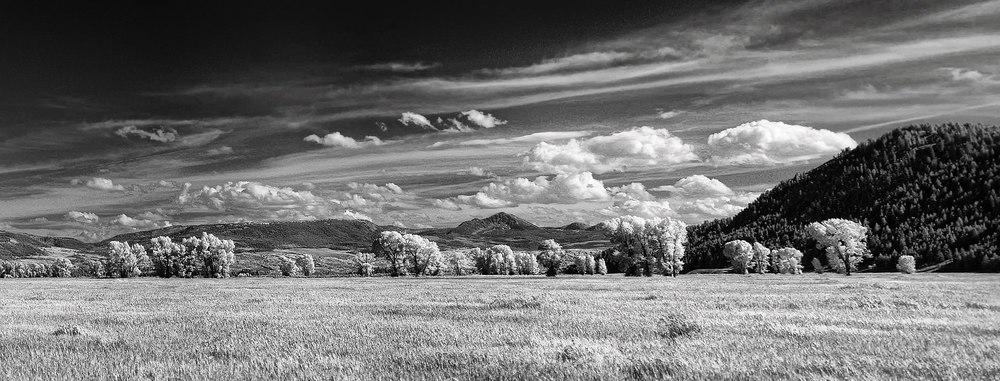 Antelope Flats, Wyoming, 2014